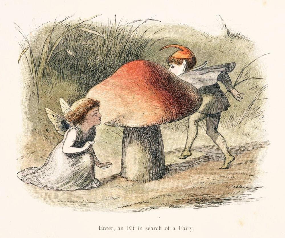 richard doyle fairyland