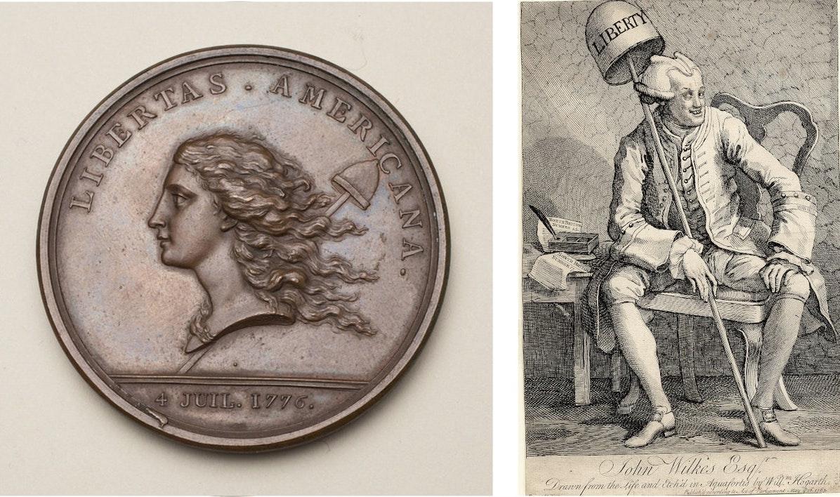 cap of liberty