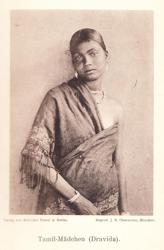 tamil girl