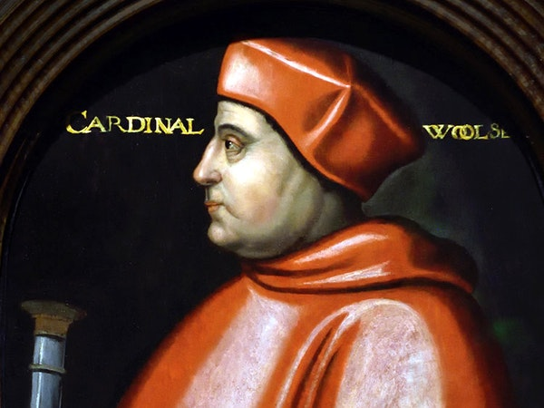 Iconology of a Cardinal: Was Wolsey Really so Large?