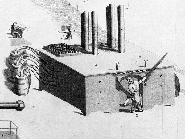 Illustrations of Madness: James Tilly Matthews and the Air Loom