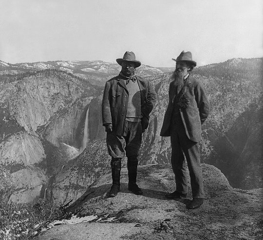 John Muir in National Park