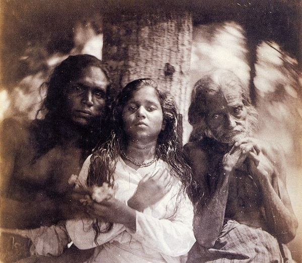 Julia Margaret Cameron in Ceylon: Idylls of Freshwater vs. Idylls of Rathoongodde