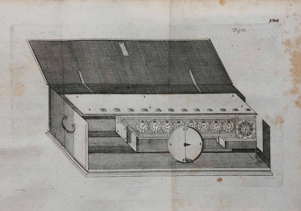 """Let us Calculate!"": Leibniz, Llull, and the Computational Imagination"