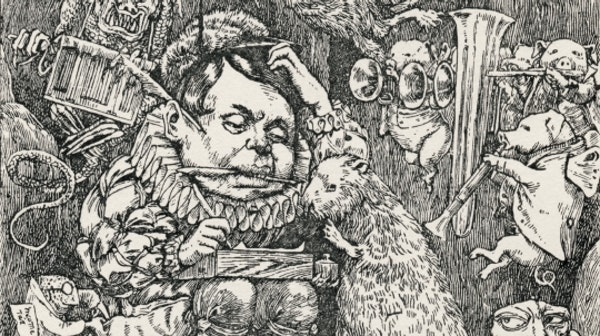 Lewis Carroll and The Hunting of the Snark