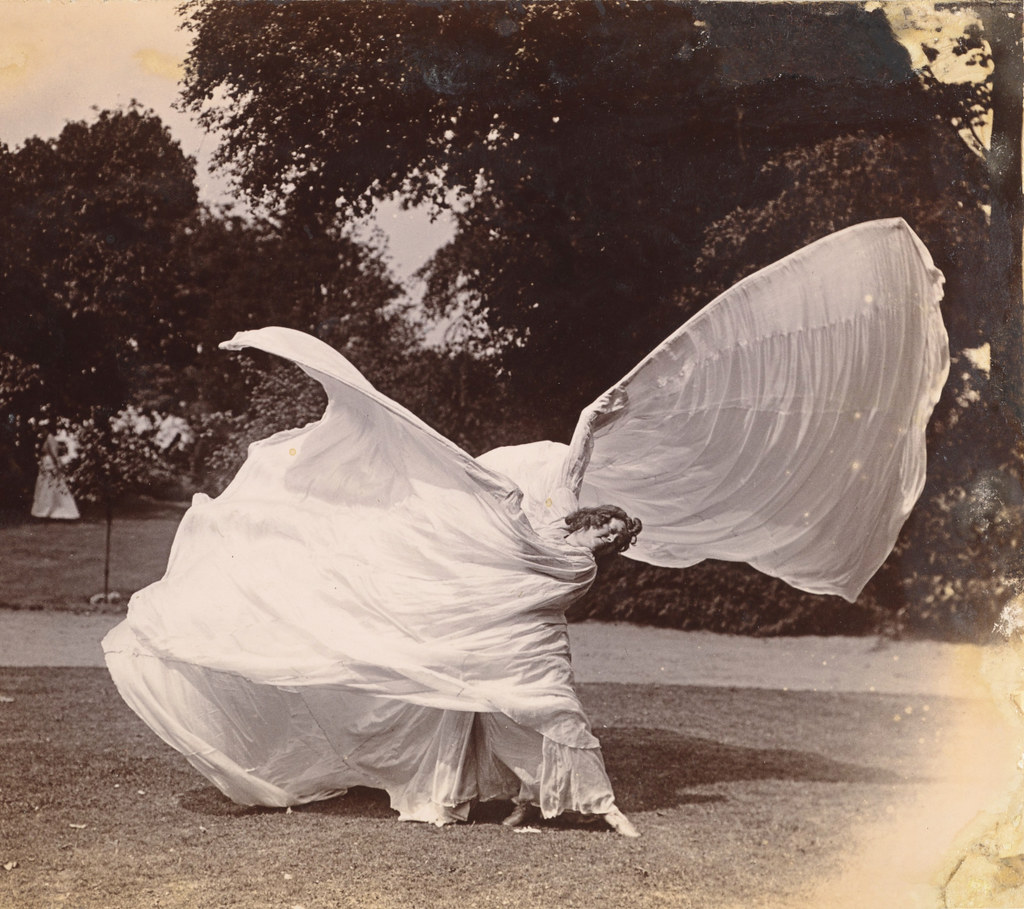 Loie Fuller and the Serpentine