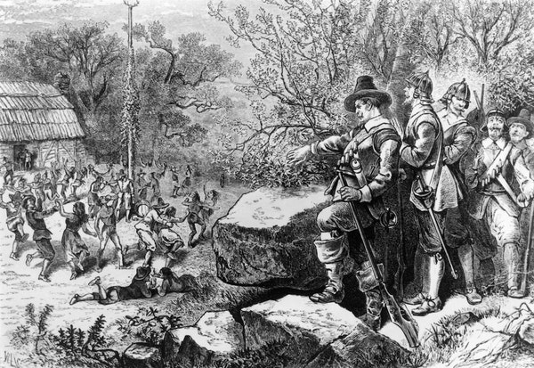 Lord of Misrule: Thomas Morton's American Subversions