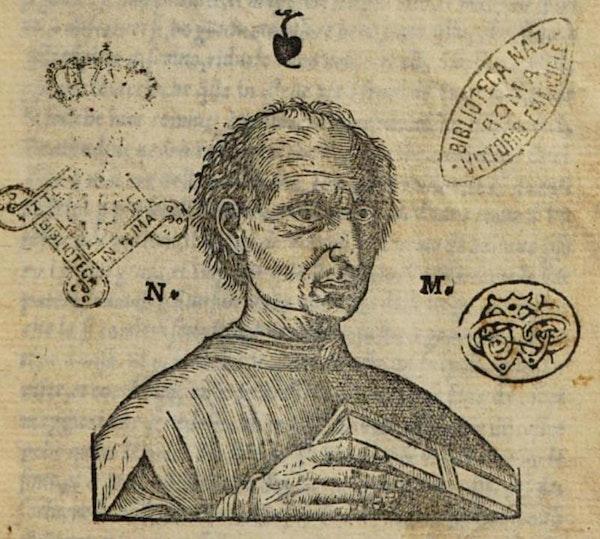 Machiavelli, Comedian