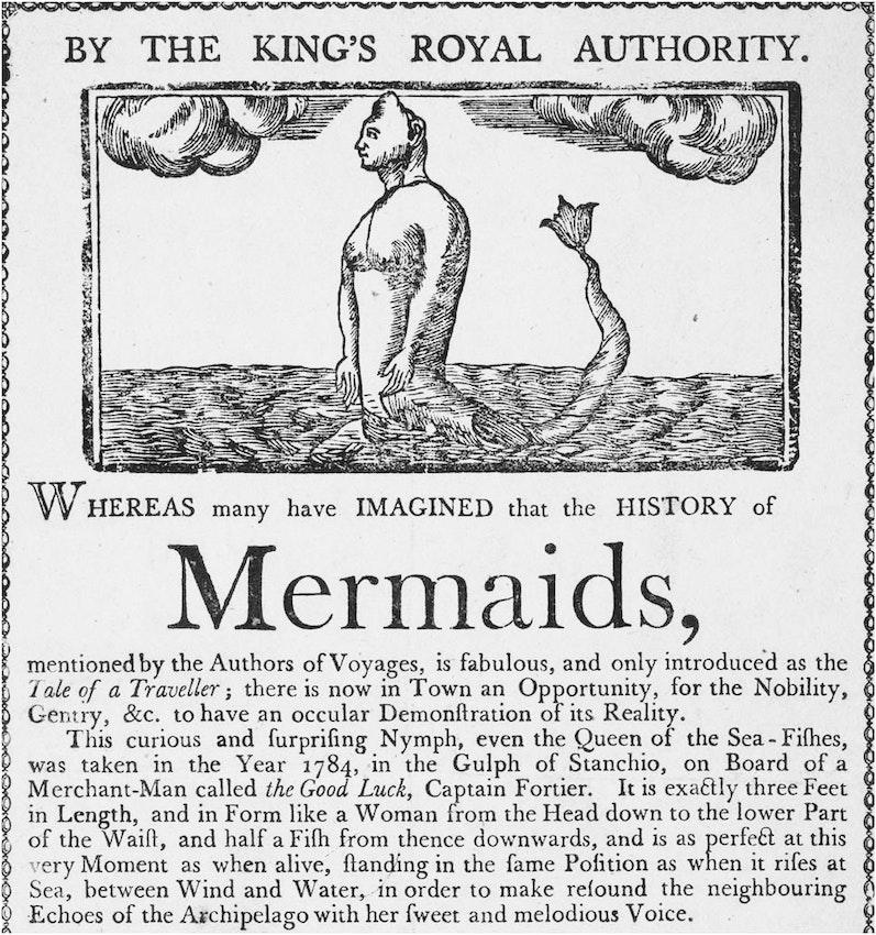 mermaid broadside