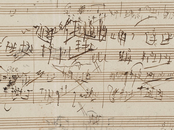 Music Manuscripts from the 17th and 18th Centuries in the British Library
