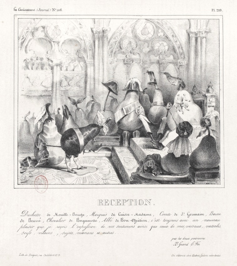 Grandville Reception