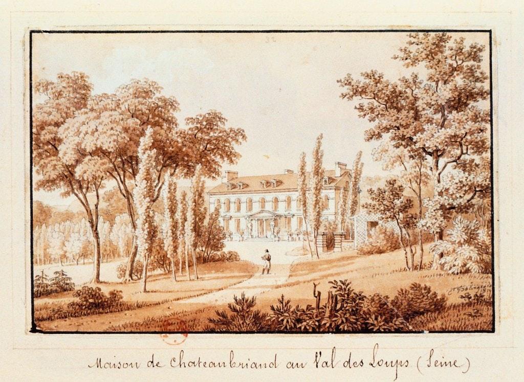 François-René chateaubriand house