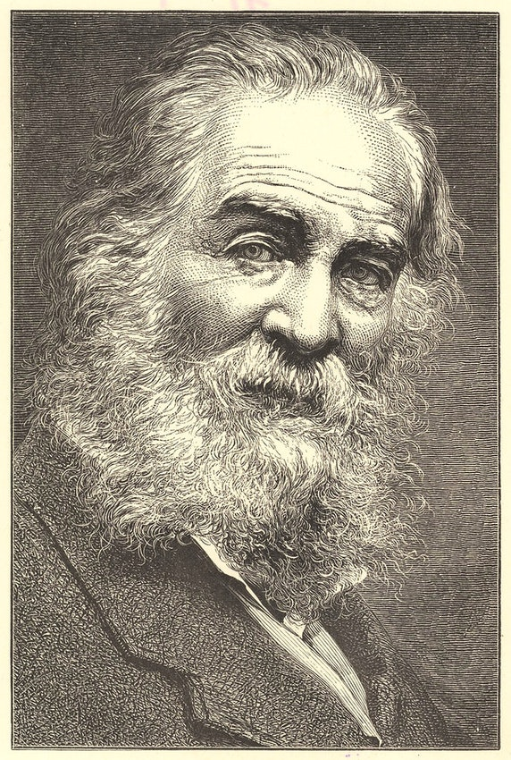 walt whitman William J. Linton