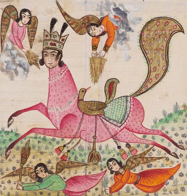 Out of Their Love They Made It: A Visual History of Buraq