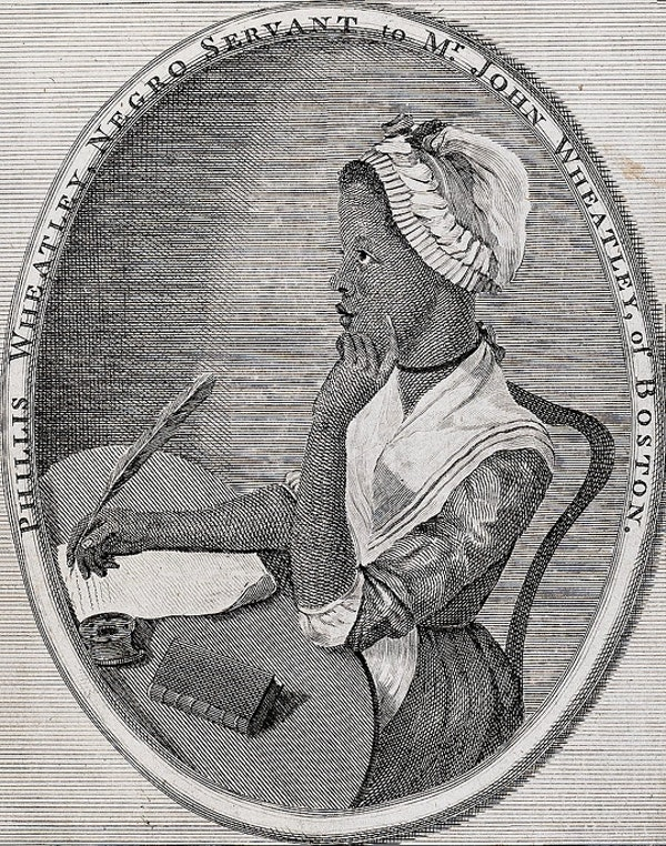 Phillis Wheatley: an Eighteenth-Century Genius in Bondage
