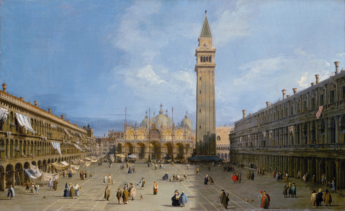 "Canaletto Piazza San Marco) caption={Canaletto, *Piazza San Marco*, ca. 1725 — <a href=""https://commons.wikimedia.org/wiki/File:Giovanni_Antonio_Canal,_il_Canaletto_-_Piazza_San_Marco_-_WGA03883.jpg"">Source</a>"