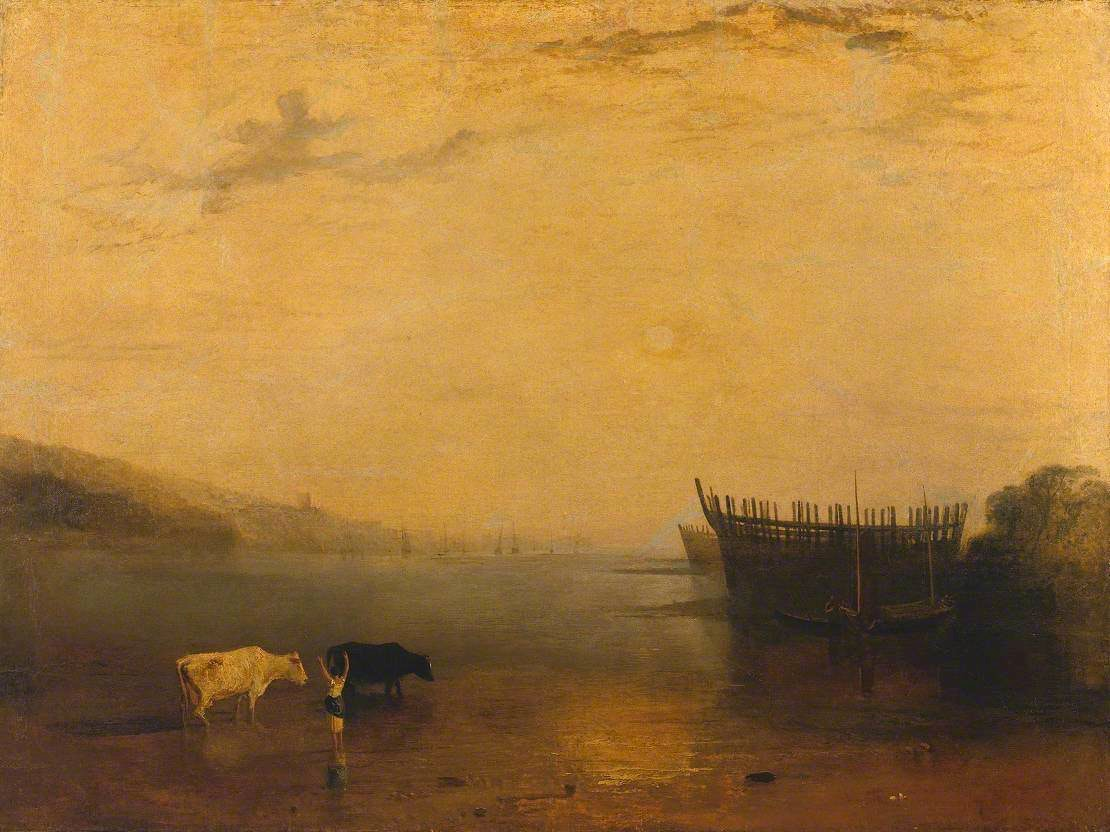 Turner Teignmouth Indian Yellow) width={949