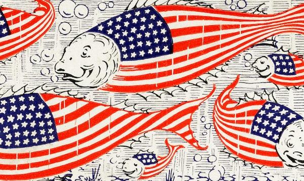 Propagating Propaganda: Franklin Barrett's Red, White, and Blue Liberty Bond Carp