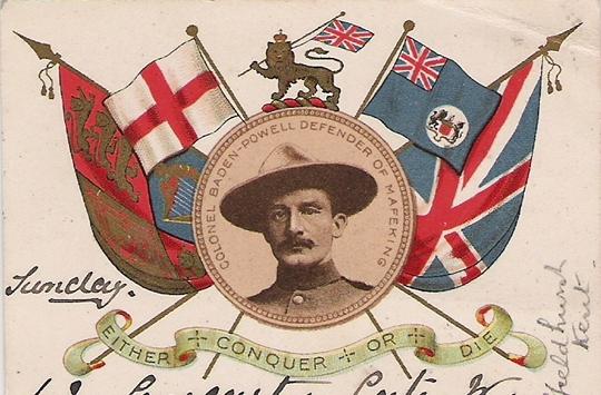 Robert Baden Powells Entomological Intrigues The Public