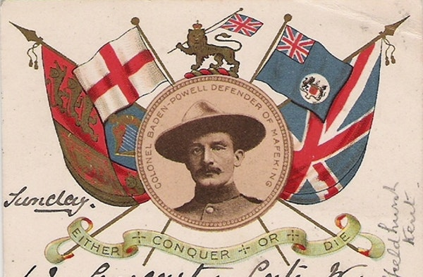 Robert Baden-Powell's Entomological Intrigues