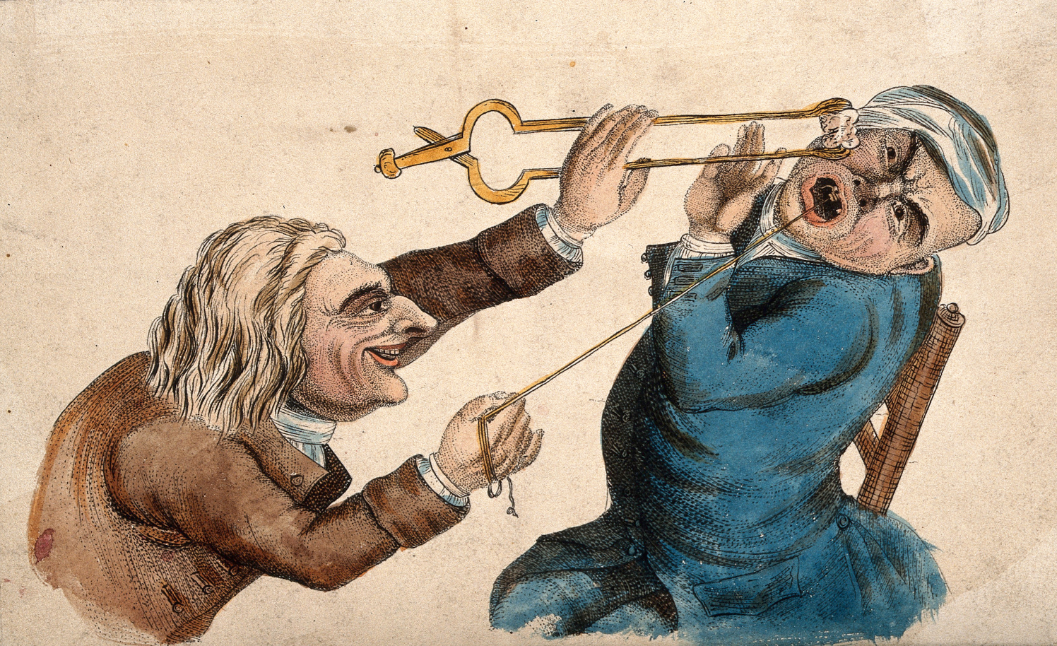 Sicko Doctors: Suffering and Sadism in 19th-Century America