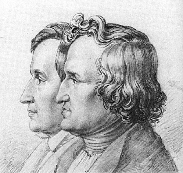 The Forgotten Tales of the Brothers Grimm