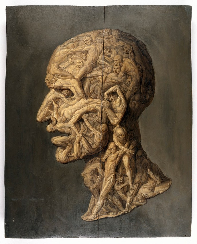 anatomical head