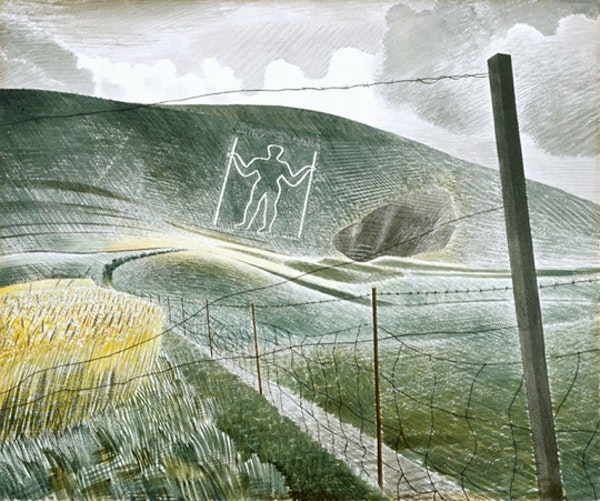 Time and Place: Eric Ravilious (1903-1942)