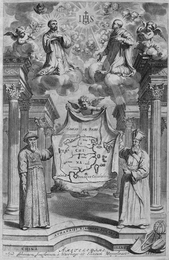 matteo ricci china jesuit mission