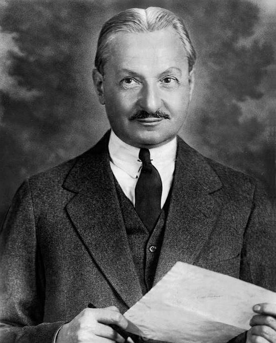 Florenz Ziegfeld in 1928