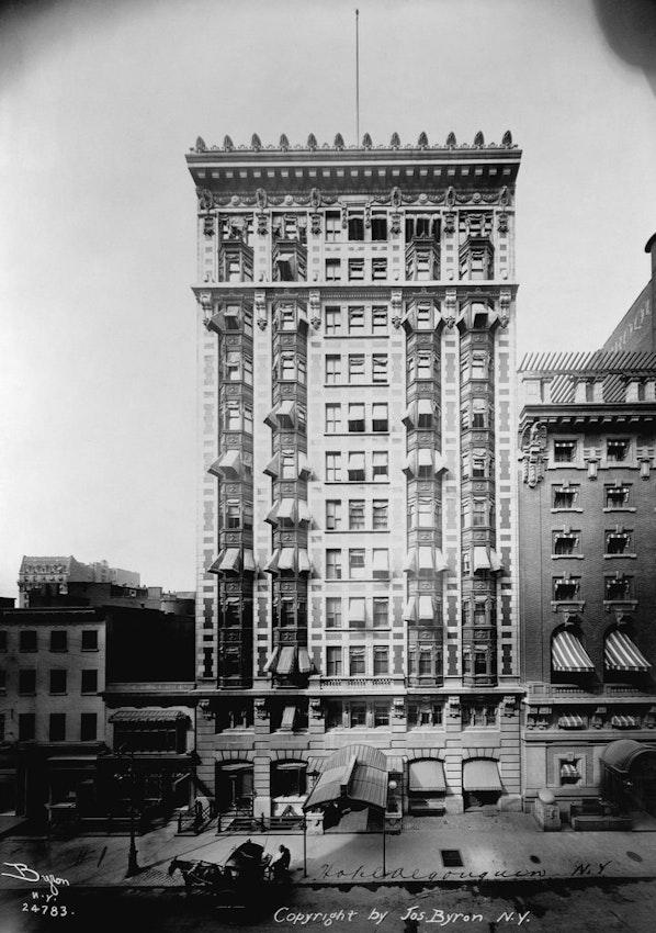 Algonquin Hotel in 1907