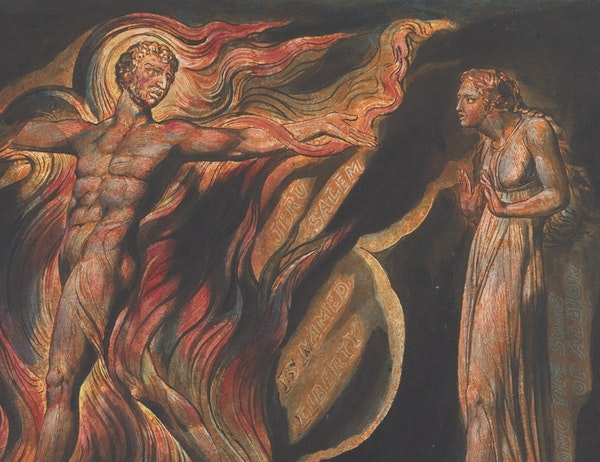 William Blake and Paul Mellon: The Life of the Mind