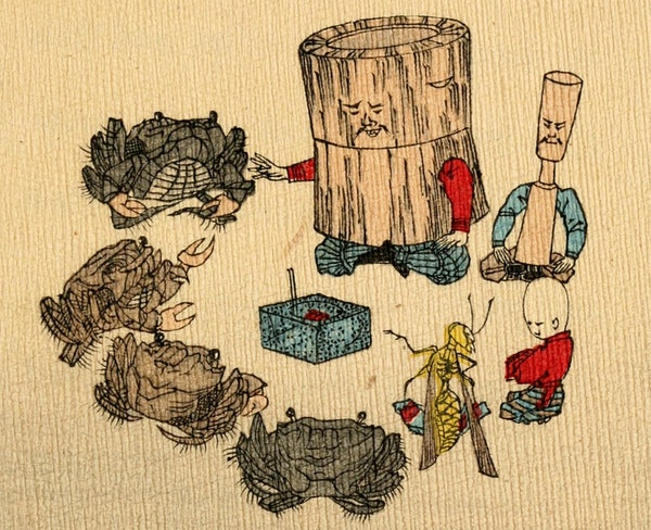 Woodblocks in Wonderland: The Japanese Fairy Tale Series