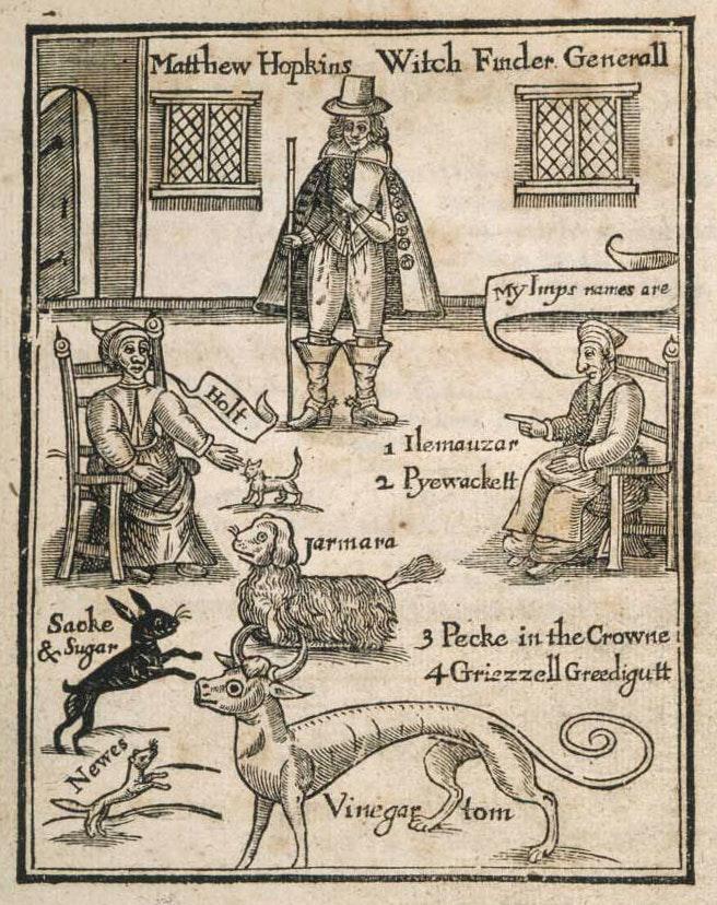 matthew hopkins witch