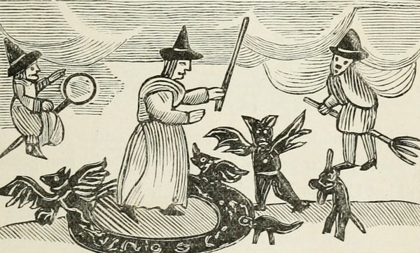 Woodcuts and Witches