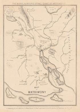 Map of Matrimony