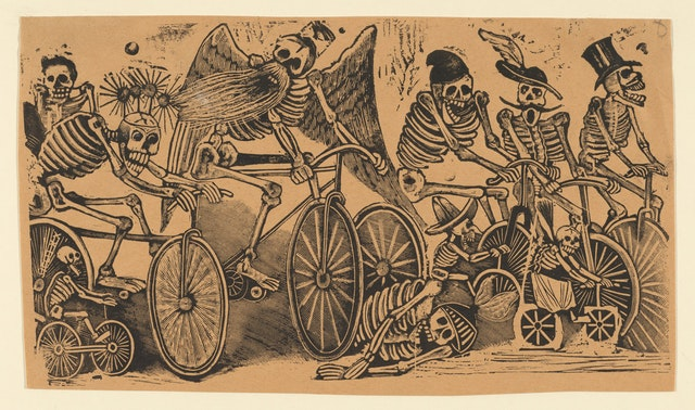 Calaveras Riding Bicycles