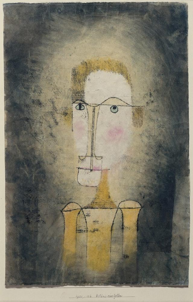 Portrait of a Yellow Man