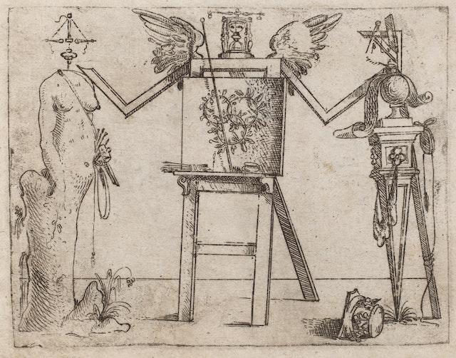 Bizzarie di varie Figure 1