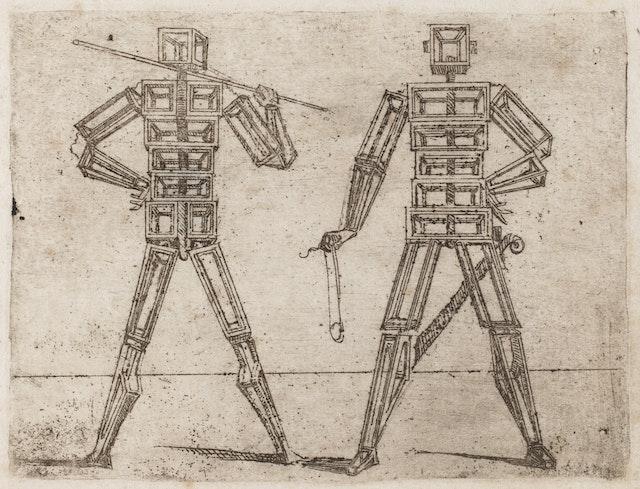 Bizzarie di varie Figure 4