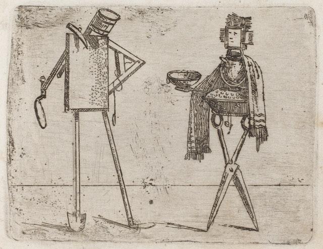 Bizzarie di varie Figure 7