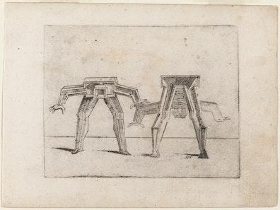 Bizzarie di varie Figure 11