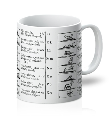 Orbis Pictus Mug