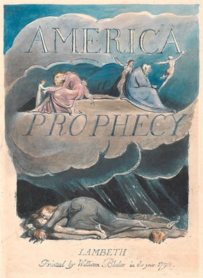 America a Prophecy, Plate 8