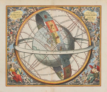 Ptolemaic View of the Universe