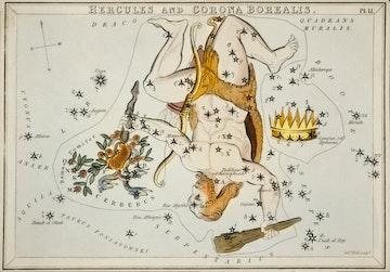 Hercules and the Corona Borealis