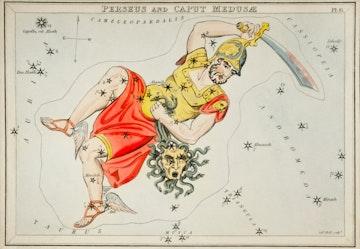 Perseus and the Caput Medusae