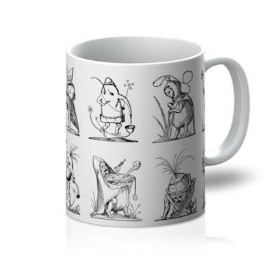 Drolatic Dreams of Pantagruel Mug