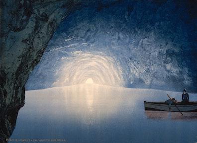 Blue Grotto (Capri Island, Italy)