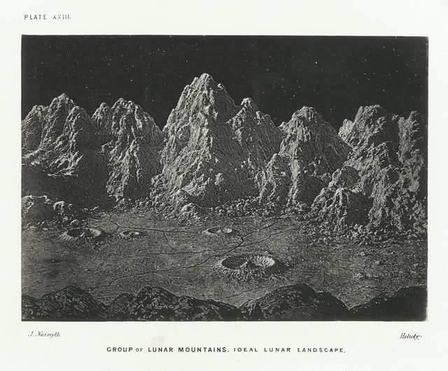 Ideal Lunar Landscape